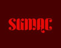 SUMAC : TYPEFACE