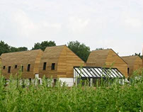 61 energy-neutral houses, NETHERLANDS Ulft