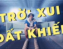 TRỜI XUI ĐẤT KHIẾN [Official MV]