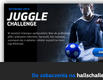 Halls Challenge