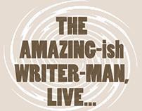 Amazing-ish Writer-Man