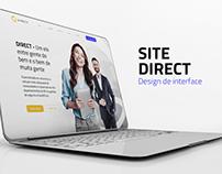 UI - Site Direct