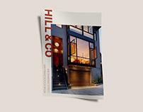 Hill&Co Rebrand