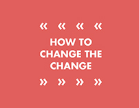 How to change the change