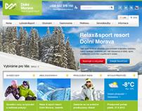 Dolnimorava.cz - relax & sport resort