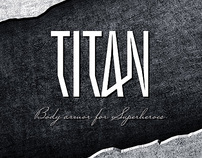 TITAN limited edition