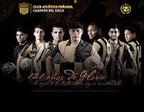 121 Años de GloriaClub Atlético Peñarol