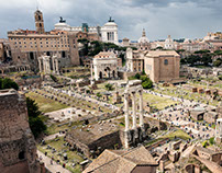 Ruins of Europe