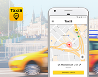 TaxiS Android App Design