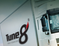 Tune8 - Brand Identity Development