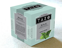 TAZO Tea Box