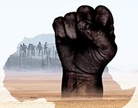"""Documentary """"Las Lagrimas de África"""" Poster & DVD cover"""
