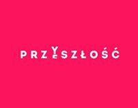 Przyszłość / Typography