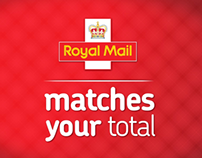 Royal Mail - Matched Giving