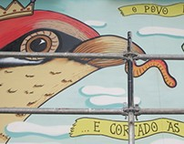 Street Art Showcase 2012