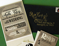 Ruiz Wedding Invite