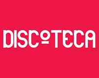 Discoteca  - Typography