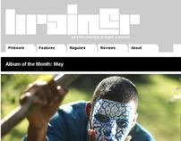 Brainer Magazine: Flying Lotus - Cosmogramma