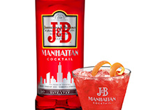 J&B Manhattan: Makeit Cool