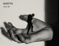 fabric 50: Martyn