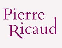 Pierre Ricaud – logo
