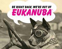 Eukanuba Magazine Ad