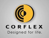 Corflex Corporate Video (Motion Graphics)