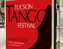 Tucson Tango Festival Poster