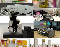 Projetos (Work Experience)