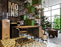 Green Office - Hung Viet!!!