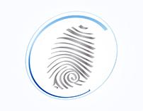 Identidades Visuais Copyart e Blue