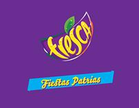 Fresca / Fiestas Patrias