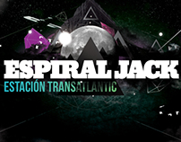 espiral jack CD COVER