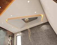 Ceiling Design.