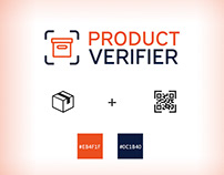 Product Verifier | Mobile Application Logo | Logo-folio