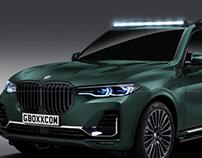 2019 BMW X7 6x6