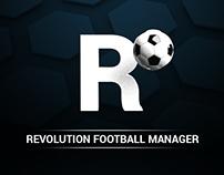 revolution football manager - icon set