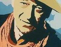 Digital John Wayne