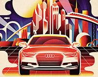 Audi 2011 Calendar cover