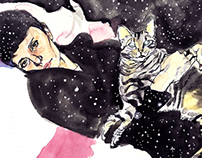 Jelena and Cat.