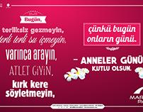 Marmara Park - Anneler Günü