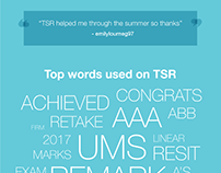 Results day infographic