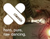 Classix Nights Logo