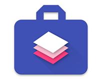 MaterialUp Portfolio icon