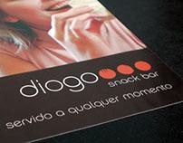 DIOGO Snack Bar || mm+a Branding