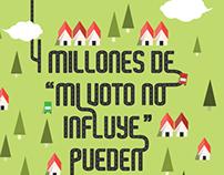 Voto voluntario / Gobierno de Chile