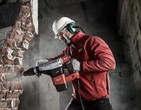 Photo Retouching - Milwaukee Power Tools 2013