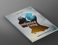 book cover: Unlimited living