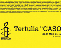 "49 anos ""Amnistia Internacional"""