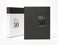 KP 50th Anniversary Book